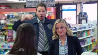"Parks and Recreation - ""You can buy two candies."""