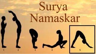 Surya Namaskar - Rujuta Diwekar