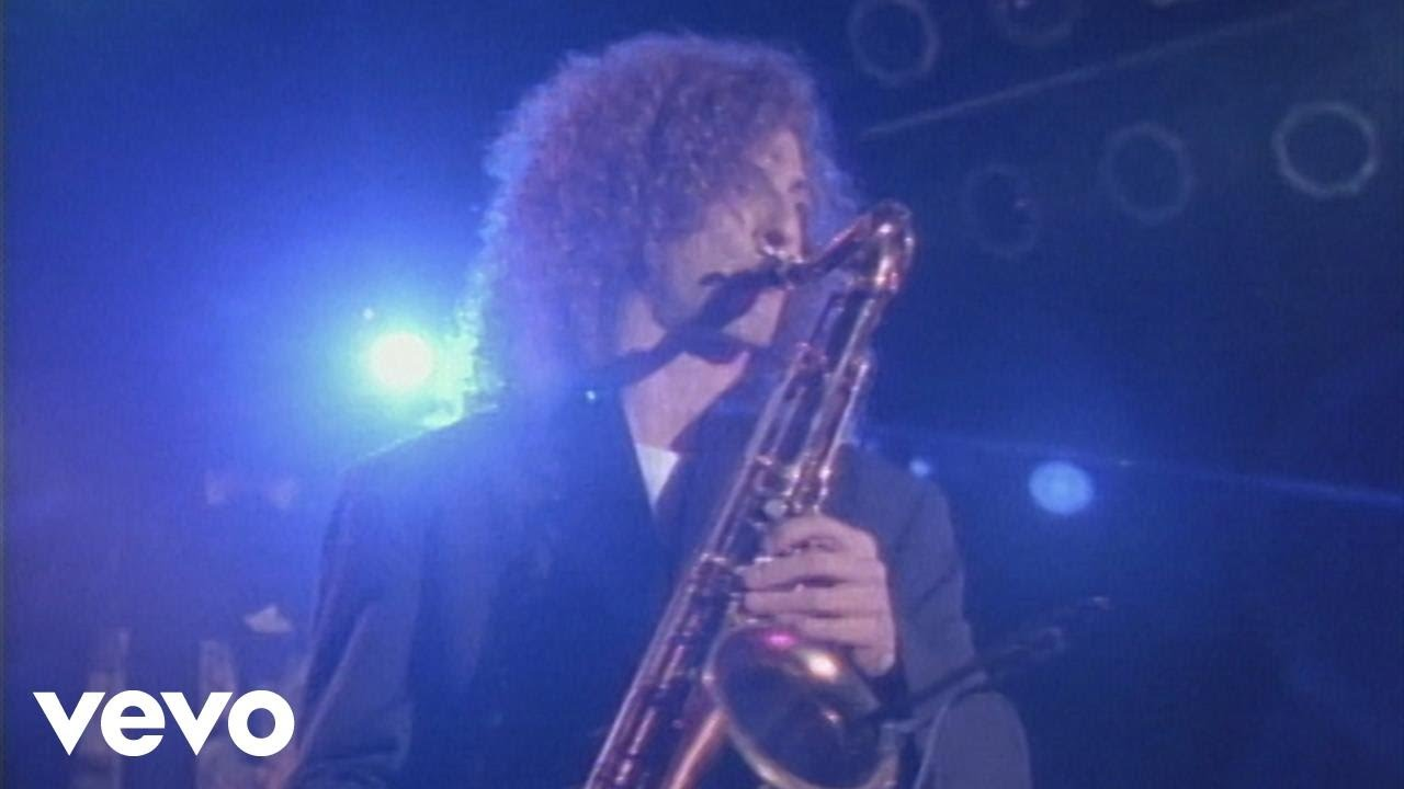 Kenny G Tribeca From Kenny G Live Youtube