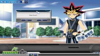 Yu Gi Oh! Online Gameplay - First Look HD