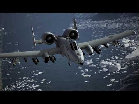 ACE COMBAT 7 (SKIES UNKNOWN ) MISSION 11 GAME PLAY |