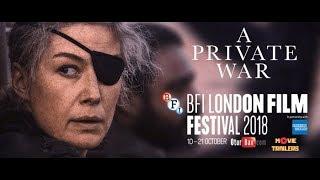 Частная война / A Private War — Русский трейлер (2018)