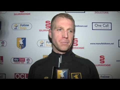 Neal Bishop post-Swindon