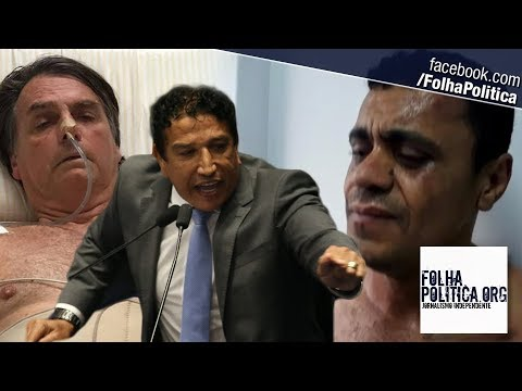 Resultado de imagem para URGENTE: Magno Malta adverte que mídia tentará usar Adélio para 'derrubar' Bolsonaro na véspera..