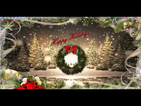 Free Flash and HTML E-cards - Christmas Greating Cards - YouTube
