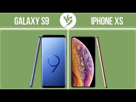 Samsung Galaxy S9 Vs Apple IPhone XS ✔️