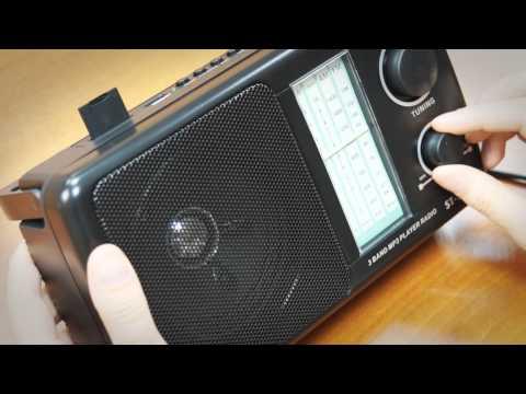 Радиоприёмник с MP3 плеером