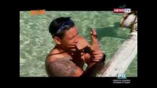 Biyahe ni Drew: Diving in Apo Reef