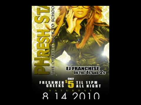 PHresh Start- The Official Back 2 School Party