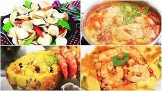 Tổng hợp các món ăn kiểu THÁI vừa lạ vừa ngon  | Feedy TV