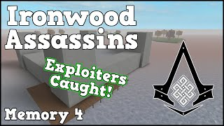 [ROBLOX] Tradelands | EXPLOITERS CAUGHT! (IAB Raid Successful)