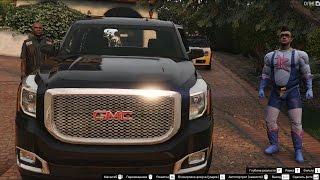 GTA 5 2015 GMC Yukon Denali