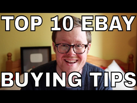 Top 10 eBay Buying Tips - How to get a Discount on eBay - eBay Advice Part 3