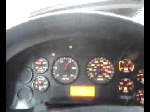 2009 International Prostar Having A Seisure Youtube
