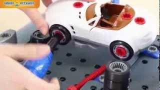 Игровой набор «Автосервис» Klein с машиной для сборки(http://www.inteltoys.ru/catalog/355/prod5800.html «Автосервис» Klein с машиной для сборки -- это игровой набор, который порадует любо..., 2014-02-28T12:19:07.000Z)