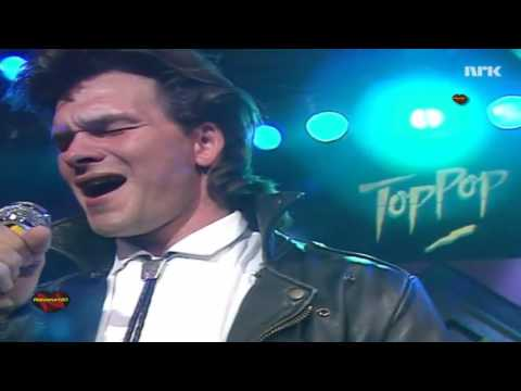 Patrick Swayze She's Like The Wind TopPop Norway 1987 ...
