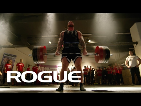 Road to the Arnold — 2017 — Hafthor Björnsson / 8K