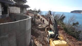 видео Где заказать строительные услуги в Черногории