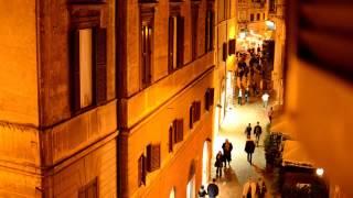 Rome, Italy - Albergo del Sole al Pantheon - November 2011