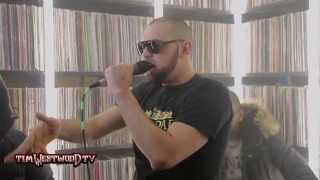 Westwood - Pak-man Crib Session Freestyle