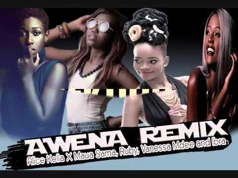 Awena Remix