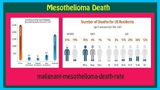 Mesothelioma Death | Mesothelioma Death Statistics - Online Mesothelioma Reviews
