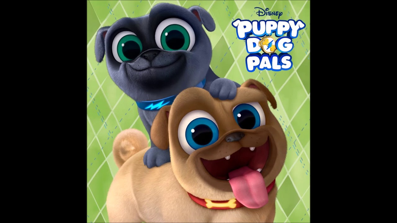 Puppy Dog Pals Theme Song Youtube