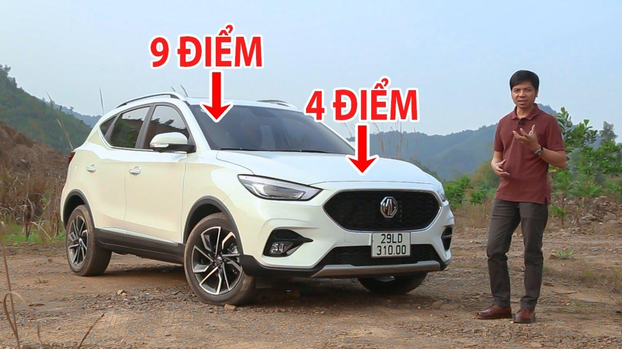 Đánh giá MG ZS Lux+ 2021 - Ưu/nhược điểm thế này liệu có đe dọa được Seltos và Kona?   TIPCAR TV