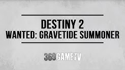 Destiny 2 Wanted: Gravetide Summoner (Adventure on Titan) Spider Wanted Bounty Locations/Walkthrough