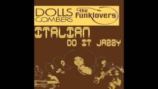 The Funklovers - Elegant Pleasure - Italian Do It Jazzy EP