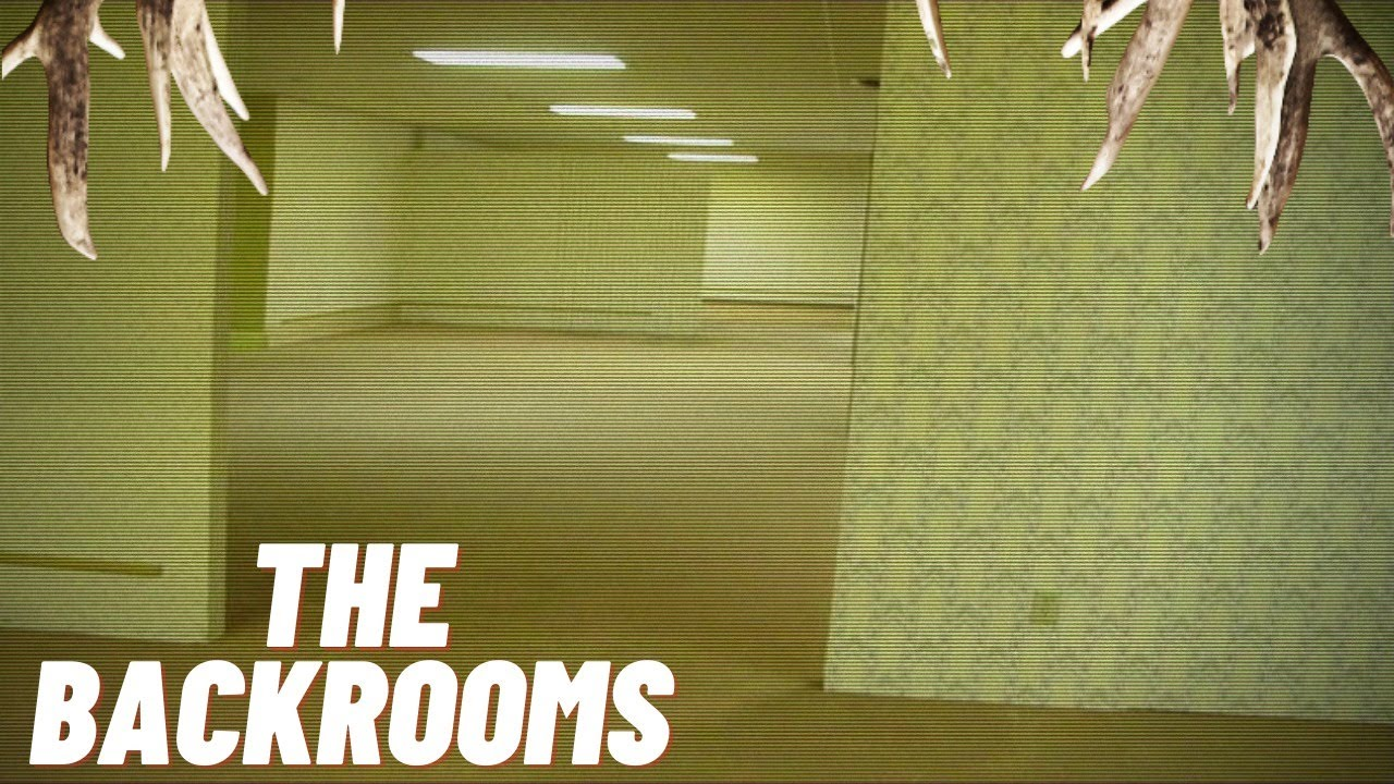 Chilling in The BackRooms With Ancient Horror