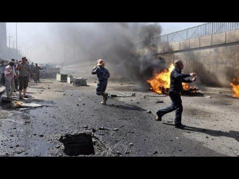 انفجار 7 عبوات ناسفة في العراق  - نشر قبل 9 ساعة