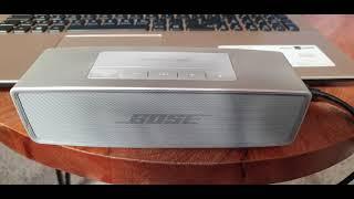 Bose Soundlink Mini 2 blinkt r…