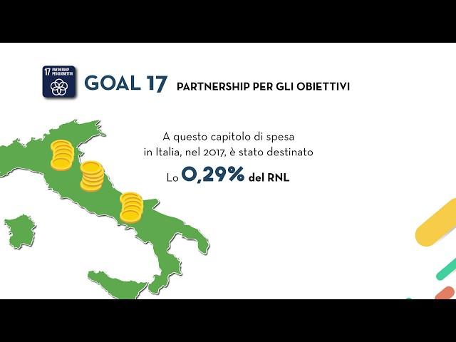 SDG Goal 17: Partnership per gli obiettivi