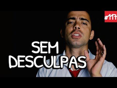 SEM DESCULPAS PARA VENCER - Vlog Depois do Culto #117 com Jr. Meireles