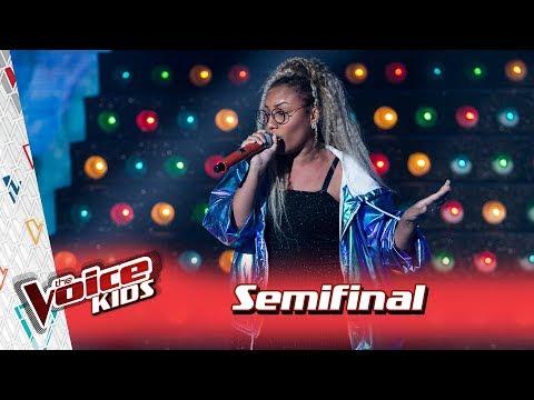 Talita Cipriano canta 'Crazy' na Semifinal – TVK | 3ª Temporada