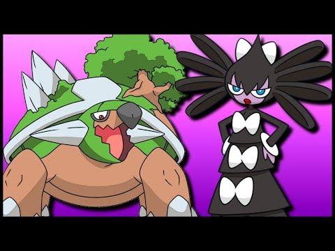 Calm Mind Gothitelle & Rock Polish Torterra [Pokémon Sun & Moon Gladiators]