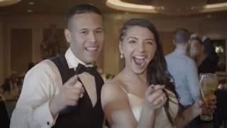 Stephanie & Josue's Wedding: A Christmas Celebration 💃❄️