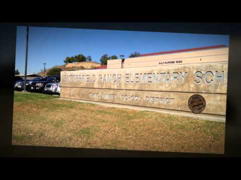 Butterfield Ranch Elementary School - Chino Hills, CA