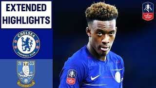 Hudson-Odoi Scores as Higuain Makes Debut! Chelsea 3-0 Sheffield Wednesday | Emirates FA Cup 18/19