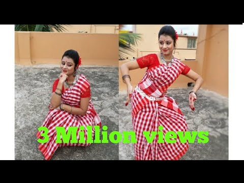 JIGIJA GIJANG song dance performance: Bengali folk dance steps: Indian folk dance
