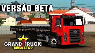 Mega Lançamento da BETA do Grand Truck Simulator 2 para Android e iOS - ÚLTIMAS NOVIDADES AO VIVO!