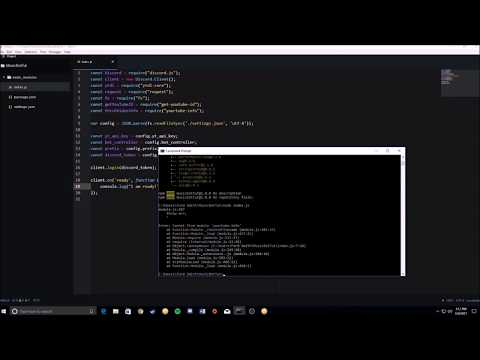 Creating a Discord Music Bot from SCRATCH in Node.js!