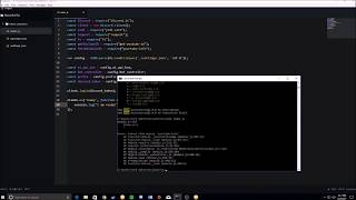 Creating a Discord Music Bot from SCRATCH in Node.js! 2017 Video