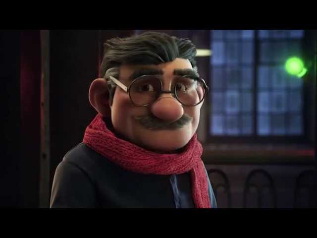 Ad Christmas Lottery 2015 | SPAIN #Justino