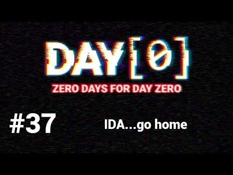 DAY[0] Episode 37 - IDA...Go Home, Sandboxie Source, And Some RCEs (TP-Link, Starcraft 1, OhMyZsh)
