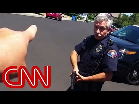 Thumbnail: Cop confrontation goes viral