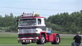 Alex Timmer en Zn uit Andelst met Scania LB 110 Super