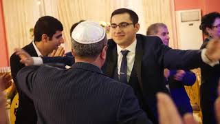 Хацерон Алхасов / Мазаль - Танцы на еврейской свадьбе!