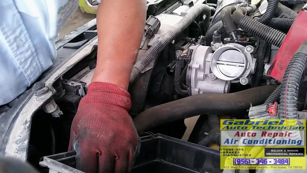 A C Condenser Expansion Valve Replacement 2011 Ford Fusion